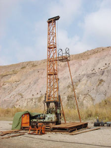 Factory Price! Hf-4t Diamond Core Drilling Rig From China Coal pictures & photos