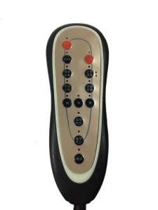 Shiatsu Heating Back Air Pressure Massager Cushion pictures & photos