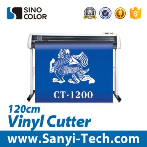 High-End Vinyl Cutting Plotter Cutter Machine CT-1200 for Office pictures & photos