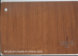 Wood Grain PVC Decorative Film/Foil for Cabinet/Door Vacuum Membrane Press Bgl073-078 pictures & photos