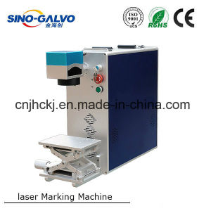 Cheapest No Q-Switch Fractional Laser Marking Machine pictures & photos