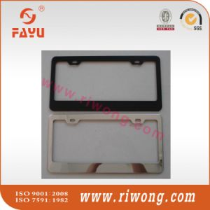 Metal License Plate Frame, Plastic License Plate Frame, Steel Car Number Plate Frame pictures & photos