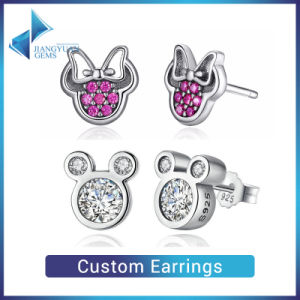 Imitation Jewelry Custom Fashion Earrings Jewelry pictures & photos