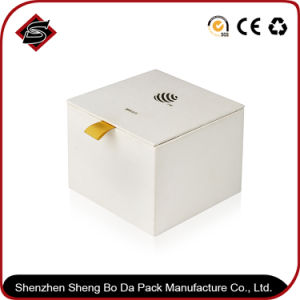 Customized Square Gift Paper Storage Box for Electronic Products pictures & photos