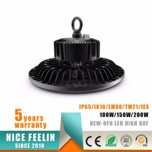 100W Philips Driver 130lm/W IP65 LED High Bay Lighting pictures & photos