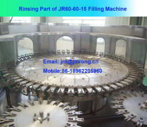 Automatic Juice Filling Machine in Pet Bottle pictures & photos