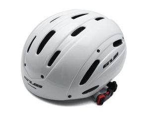 Fashionable Road Bike Helmet with Durable Sunglasses pictures & photos