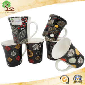 China Eco-Friend Material /10 Oz Colorful Ceramic Coffee Mug pictures & photos