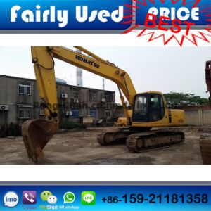 Used Komatsu PC220-6 PC220-7 PC220-8 Excavator pictures & photos