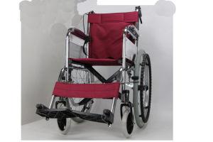 Hot Sales Aluminum Wheelchair pictures & photos