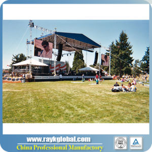 Lighting Tower and Outdoor Aluminum Stage Truss for Event pictures & photos