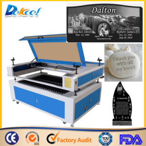 CNC Marble Stone Engraving Machine CO2 Laser pictures & photos