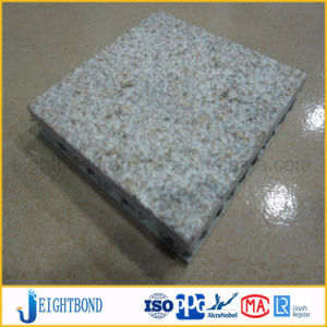 Decorative Panel Granite Like Aluminum Honeycomb Panel for Outdoor Wall Decoration pictures & photos