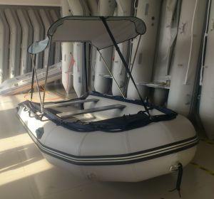 Al Floor 3.6m Rubber Boat (FWS-A360) pictures & photos