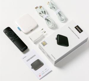 Ipremium Migo Stalker Middleware 4k H. 265 IPTV Streaming Box Android 6.0 DRM Verimatrix Google Widevine pictures & photos