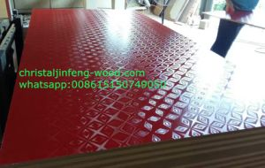 2017 Hot Sell High Quality 1220*2440mm Fiber Type Melamine MDF pictures & photos