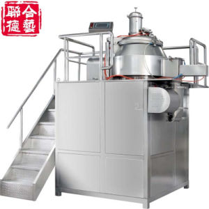 Ghlh-800 High Speed Wet Pellet Making Machine