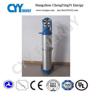 2L Aluminum Oxygen Gas Cylinder pictures & photos