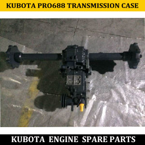 China Kubota PRO688 Engine Parts Transmission Case for Sale pictures & photos