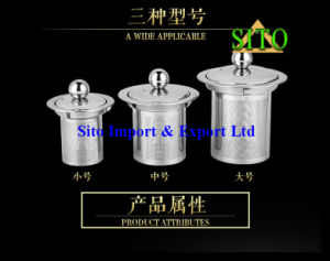 Stainless Steel 304/316 Tea Strainer/Filter pictures & photos