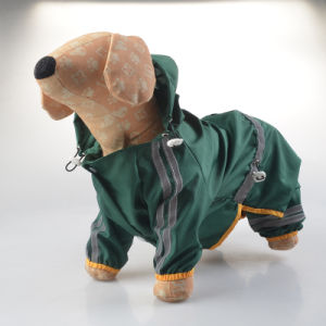 Coldproof Clothes Pet Dog Raincoat Dog Raincoat Warterproof pictures & photos
