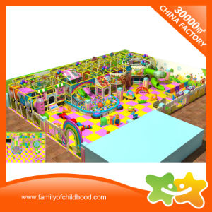 Colorful Candy Theme Children Commercial Indoor Playground Equipment for Sale pictures & photos