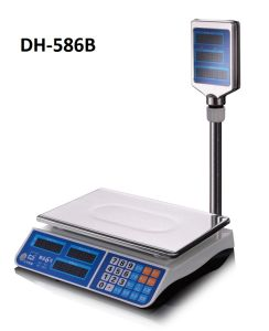 High Quality Kitchen Price Computing Scale (DH-586b) pictures & photos