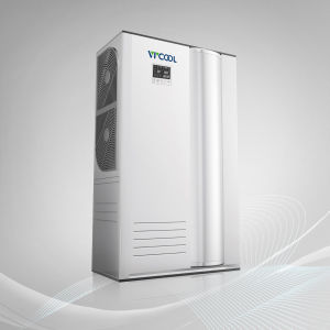 Air Source Heat Pump Water Heater All in One Model pictures & photos