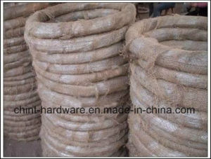 Hot-Dipped Galvanized Iron Wire / Electro Galvanized Binding Wire Tie Wire for Construction Factory Directly Supply pictures & photos