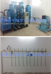 Psa Oxygen Generator with Cylinder Filling Station pictures & photos