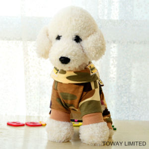 Quality Camouflage Quality Dog Jumpsuit Pet Clothes pictures & photos