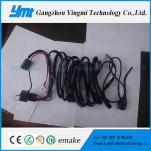 Electrical Wire Harness for 300W LED Work Light, Light Bar pictures & photos