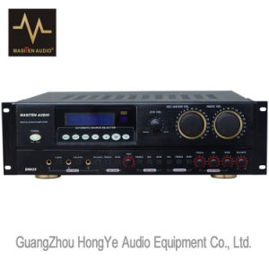 Ds-623 220W Three Channels Professional Audio Amplifier pictures & photos