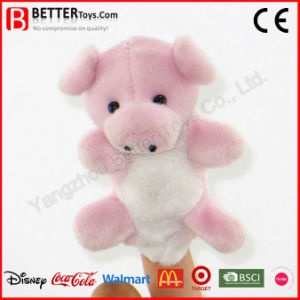 Soft Toy Stuffed Pig Finger Puppet for Baby/Children/Kids pictures & photos