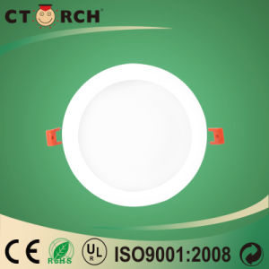 LED Round Panel Light Aluminum Ctorch 6W pictures & photos