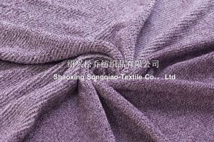 Yarn Dyed Flannel Fleece Fabric / Blankets pictures & photos
