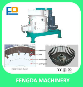 China High Efficiency Pulverizer for Animal Feed Hammer Mill (SWFL130) pictures & photos