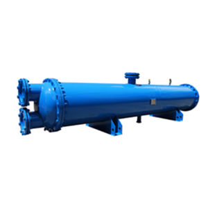 Tubular Condenser for Sea Water Heat Exchanger pictures & photos