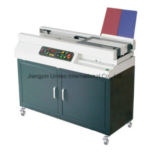Popular Selling A3 Perfect Glue Book Binding Machine W7500 pictures & photos
