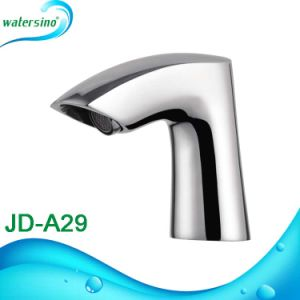 Jd-A29 Brass Automatic Mixer Modern Hand Free Sensor Basin Faucet pictures & photos