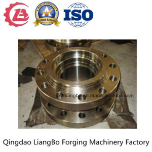 Stainless Steel Company Forge Flange Ring