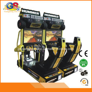 Crazy Popular Coin Video Hummer Driving Car Game Machine pictures & photos