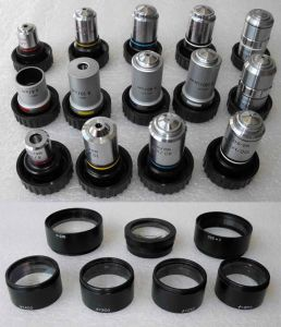Objective Used in Biological Microscope, Operation Microscope, Colposcope etc.