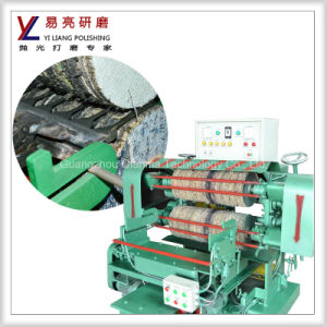 Cutlery Polishing Machine Automatic Double Sides Polishing and Grinding.