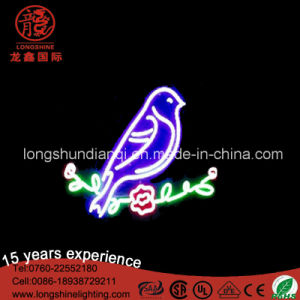 LED Animal Neon Sign Light Outdoor Shop Cafe Board Bird Cat Lights pictures & photos