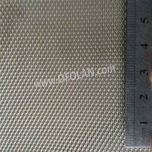 Cable-Pull Nickel Foil Expanded Filter Mesh Manufacturers pictures & photos