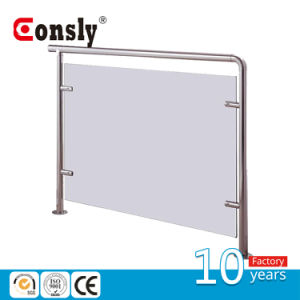 Inox Glass Railing Fence for Handrail System pictures & photos