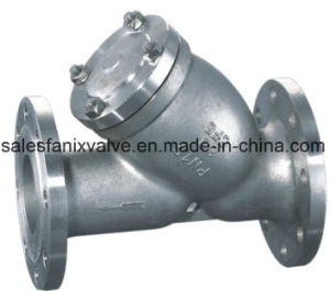 Y Type DIN Flange Strainers pictures & photos