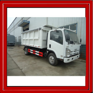 Isuzu 4X2 2 Ton to 4 Ton Mini Dump Trucks Tipper Truck for Sale pictures & photos