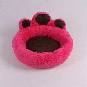 Bear′s-Paw Shaped Dog Bed for Dog pictures & photos